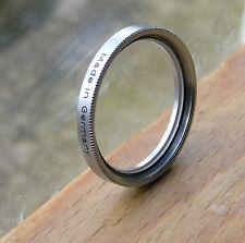 genuine kodak Retina screw in Diffusion  filter 29.5mm (32mm)