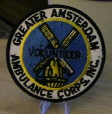 Company Closed: Greater Amsterdam, NY Volunteer Ambulance Corps., Inc. Patch