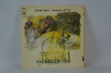Peter NERO-Summer of' 42, CBS Records, vinile (1)