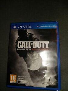 PS VITA Call of Duty Black Ops: Declassified neuf FR