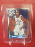 Kevin Durant OKC Thunder NBA European 2015/16 Panini Foil Sticker