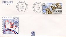 FDC / T.A.A.F. TERRES AUSTRALES TIMBRE PA N° 71 / FAUNE /