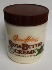 [QUEEN HELENE] COCOA BUTTER CREME 4.8OZ FACE & BODY SOOTHES AND SOFTENS