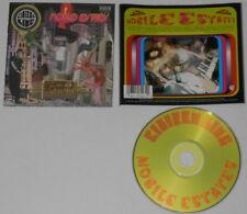 Citizen King  Mobile Estates  U.S. promo cd  Gold DJ Stamp