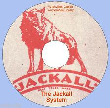 Smiths JACKALL Sollevamento informazioni di sistema e riparazione DVD 2nd Edizione