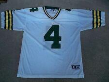 Vtg Starter Brett Favre Green Bay Packers HOF NFL Football Jersey Uniform 52/ XL