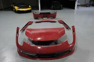 2009-2015 Ferrari 458 Front Bonnet (Hood)