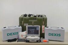 2 Sets Dexis 601P Digital X-Ray Sensor System w/ Laptop Software & Case (14516)