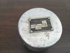 One  Boonton Inductors 103A-3 30-50 MC