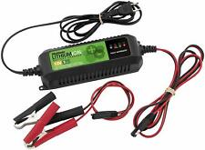Lithium Ion Battery Charger for Motorcycle Touring Bike, 2 Amp DC 12, AC 120V