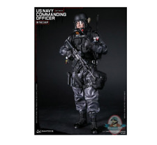 Dam 1:6 Elite Series Navy Commanding Officer Figure DAM-78050