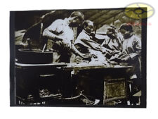 """Matted 8""""x6"""" old photograph Soybean Milk Vendor in the Street China before1930s"""
