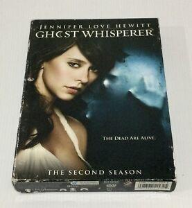 GHOST WHISPERER SECOND SEASON DVD 6 Disc Set US Import NTSC R1 Box Set