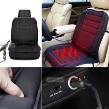 Car Heated Memory Form Cushion Hot Seat Cover Heater Pad DC12V 1P For CHRYSLER