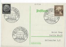 Germany 1938 post card