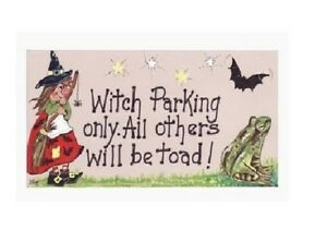 Various Designs Of Witch Sign - Gothic, Wiccan and Witches  (O72)