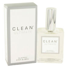CLEAN ULTIMATE for WOMEN by FUSION  * 2.14 oz (60 ml) EDP Spray * NEW & SEALED