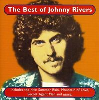 Johnny Rivers - Best of [New CD] Australia - Import