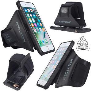 Armband Phone Holder Jogging Sport Detachable Case Hard Cover Hybrid Armor TPU