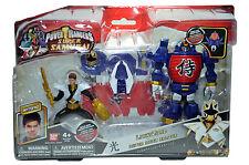 Power Rangers Super Samurai Action Figure LightZord And Super Mega Ranger - Rare