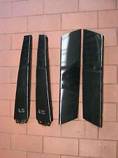 Audi S6 Plus Q1 schwarz glänzend C Säulen Verkleidung  4A9853377B 100 S4 A6 C4