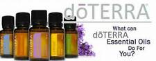 doTERRA ESSENTIAL OIL SAMPLES - ROLLER BALL-1ML OR 2ML - YOU CHOOSE SCENT B3G1F
