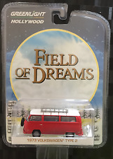 GREENLIGHT Hollywood Series 9 - FIELD OF DREAMS - 1973 Volkswagen Type 2 - 1:64