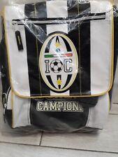 Zaino scuola Juventus Forza Campioni