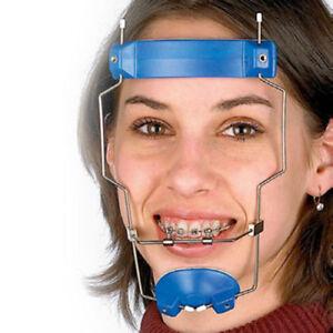 5 X Sino Dental Orthodontic Materials Face Mask Headgear Facebow Blue
