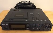 TASCAM DA-P1 PORTABLE PRO DAT DIGITAL AUDIO TAPE RECORDER PLAYER W/Power Supply