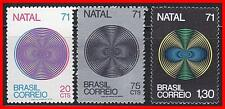 BRAZIL 1971 CHRISTMAS MNH CV$7.35 RELIGION