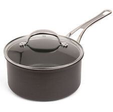 Tefal Jamie Oliver Premium Hard Anodised Induction Saucepan 20cm - RRP $209.95