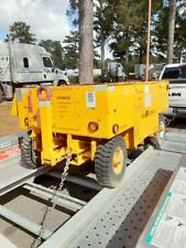 MOBILE { towable} ELECTRIC POWER PLANT # GENERATOR