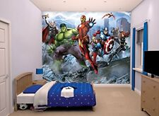 Walltastic Marvel Avengers Assemble mural para pared 2.44x3.05 m