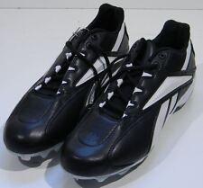 NEW Men's Reebok Cleats Baseball Shoes 16 Black 18-112930 Metal