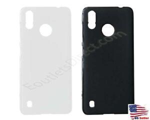 Soft Slim TPU Protective Case Cover For ZTE Blade A3 Prime Z5157V Phone Read