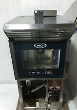 3 PHASE UNOX COMBI OVEN + STAND + R.O. SYSTEM + INTEGRATED HOOD STEAM CONDENSER