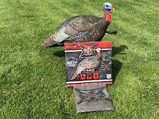 "New listing Avian-X Lcd ""Quarter Strut Jake� Turkey Decoy"