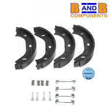 BMW HANDBRAKE PARKING SHOES & FITTING KIT E21 E30 A1284