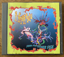 THE MERMEN - Food For Other Fish - 1993 cd - Surf Guitar