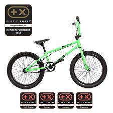 KHE BMX Fahrrad CHRIS BÖHM grün nur 11,45kg!