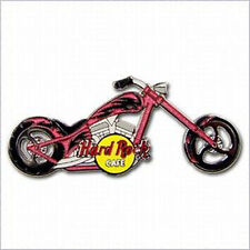 "Hard Rock Cafe ONLINE "" Chopper "" Pin."