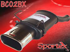 Sportex Citroen Saxo 1.1 1.4 performance back box 00-03