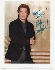 KYLE MACLACHLAN Signed 10x8 Photo SEX AND THE CITY & TWIN PEAKS COA