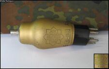 WWII 1939 GERMAN TELEFUNKEN RADIO GLASS TUBE ACH1 DRP