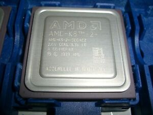 NEW AMD-K6-2+/500ACZ AMD-K6(tm)-III Processor