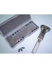 Chiave apri casse 3 punte + 6 tipi di punte ricaricabili - Art. TCM1002