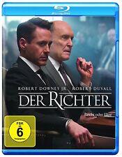 DER RICHTER (Robert Downey Jr., Robert Duvall) Blu-ray Disc NEU+OVP