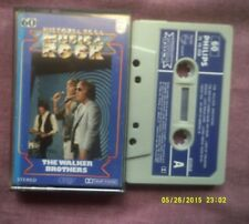 THE WALKER BROTHERS-HISTORIA DE LA MUSICA ROCK CASSETTE ALBUM