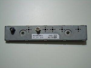 Audi Q7 4L0035225J Amplificatore Ant. Riscaldamento Aux/Radio montante C Sx